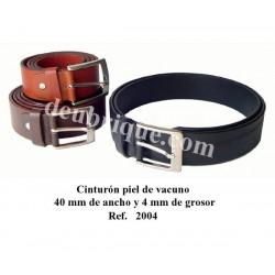 CINTURON CUERO REF.2004