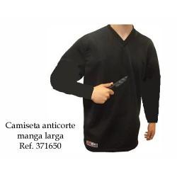 CAMISETA ANTICORTE LARGA