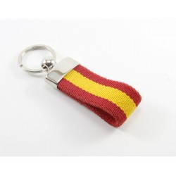 Llavero Bandera España