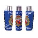 FUNDA DE MECHERO EN CAUCHO POLICIA NACIONAL