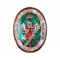 PLACA INSIGNIA GUARDIA CIVIL DE TRAFICO