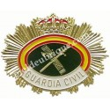 PLACA INSIGNIA GUARDIA CIVIL